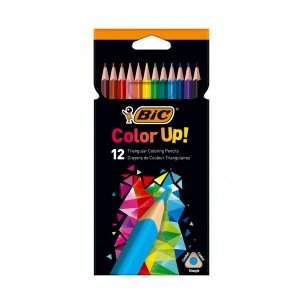 Crayon de couleur BIC KIDS COLOR UP