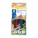 Crayons de couleur Staedtler NORIS COLOUR