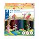 Crayons de couleur Staedtler WOPEX NORIS COLOUR