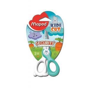 Ciseaux Maped KIDICUT SECURITY - 12 cm