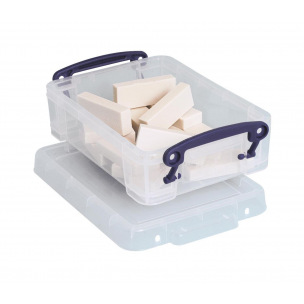 Boîte de rangement REALLY USEFUL BOX - 0,75 L