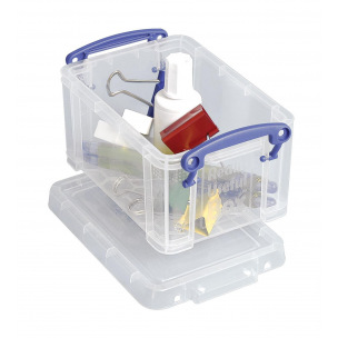 Boîte de rangement REALLY USEFUL BOX - 0,7 L