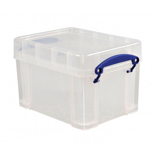 Boîte de rangement REALLY USEFUL BOX - 3 L