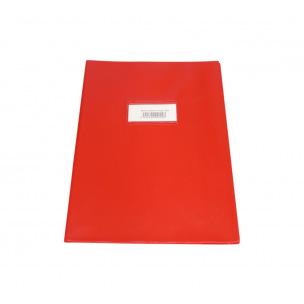 Couvre-cahier en plastique