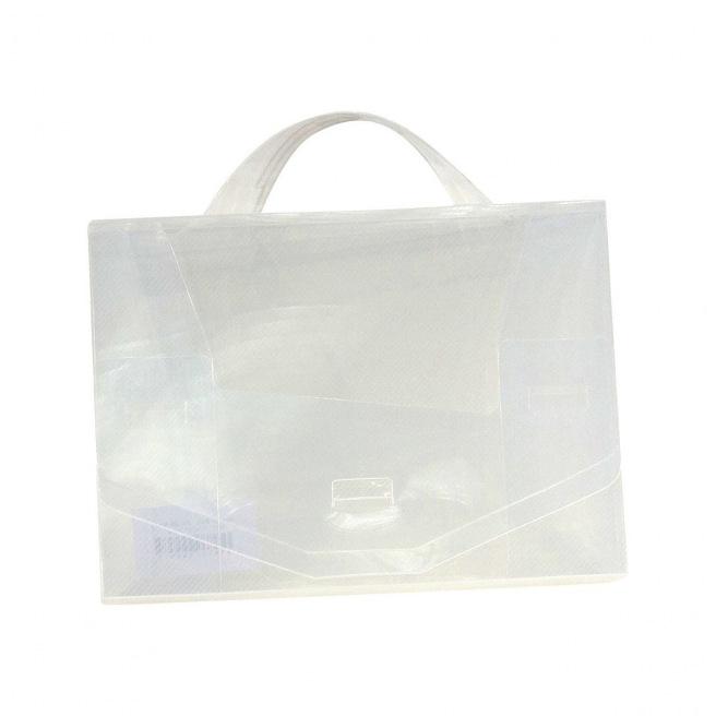 Valisette en plastique - A5 - dos 3 cm