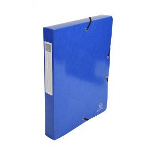 Boîte de classement Exacompta IDERAMA en carton - dos 4 cm - A4