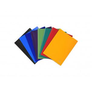 Farde de présentation à pochettes Exacompta A5 - 20 pochettes (40 vues)