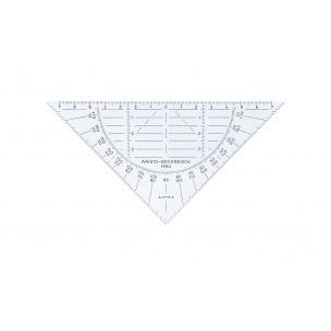 Equerre géométrique ARISTO FLEXIBLE 1550 - 16 cm