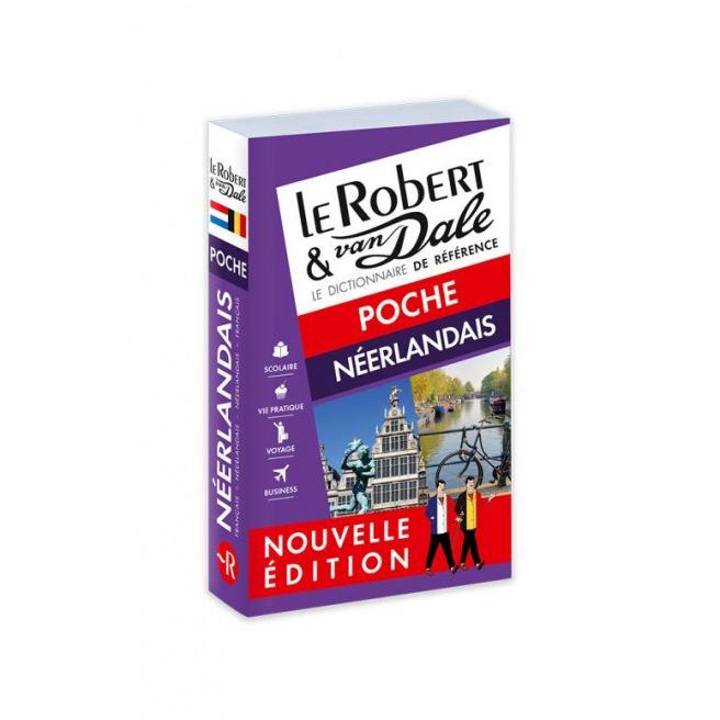 Dictionnaire LE ROBERT & VAN DALE  français/néerlandais