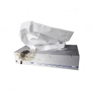 Mouchoirs en papier - boîte de 100