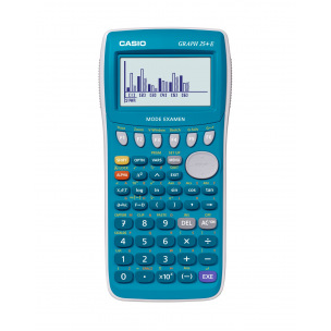 Calculatrice graphique Casio GRAPH 25+E