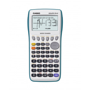 Calculatrice graphique Casio GRAPH 35+E