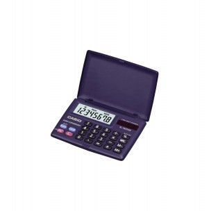 Calculatrice de poche Casio SL-160VER