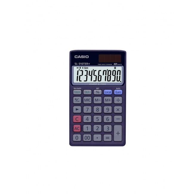 Calculatrice de poche Casio SL-310TER+