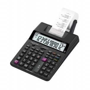 Calculatrice Casio HR-150RCE avec imprimante semi-professionnelle