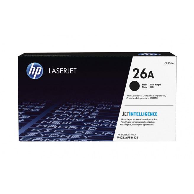 Cartouche laser HP N°26