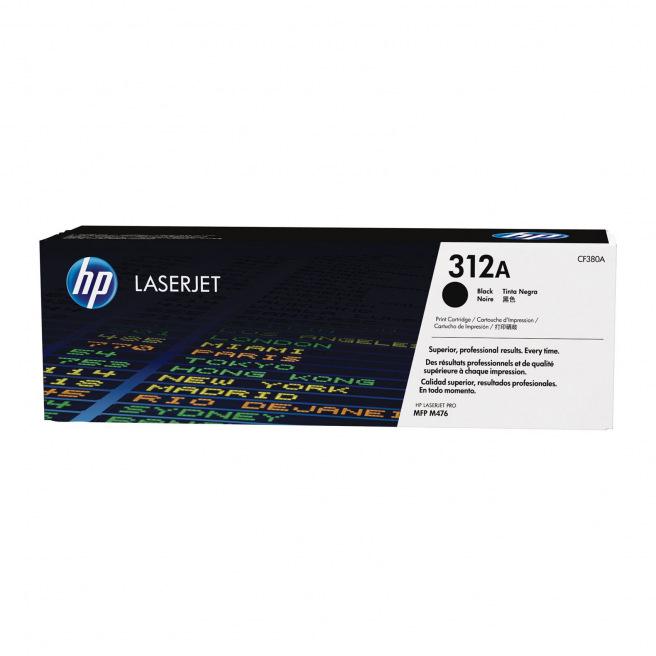 Cartouche laser HP N°312