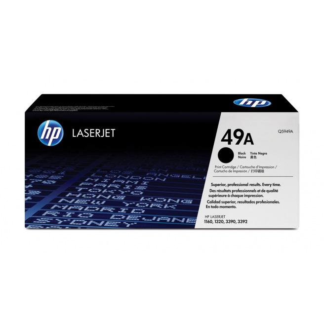 Cartouche laser HP N°49