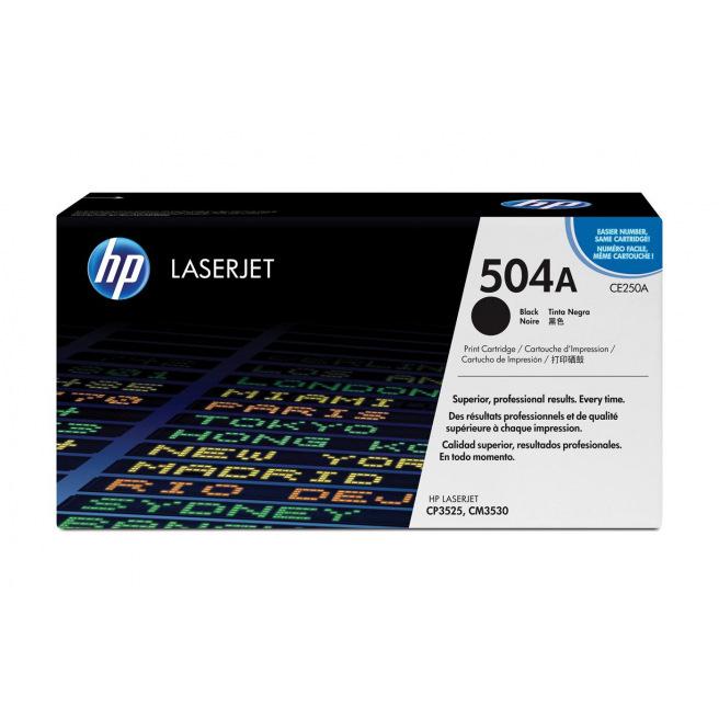 Cartouche laser HP N°504