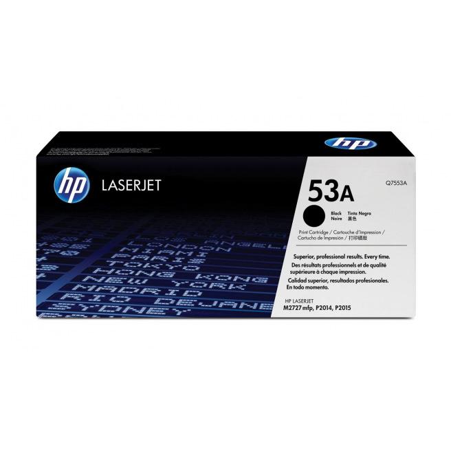 Cartouche laser HP N°53