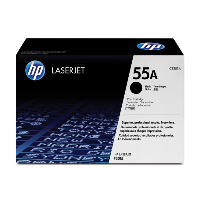 Cartouche laser HP N°55
