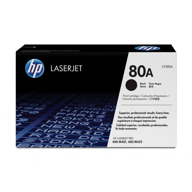 Cartouche laser HP N°80