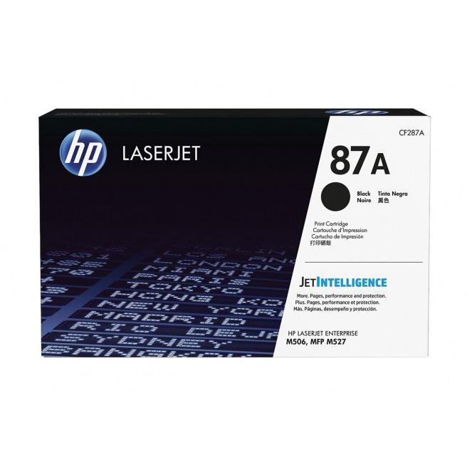 Cartouche laser HP N°87