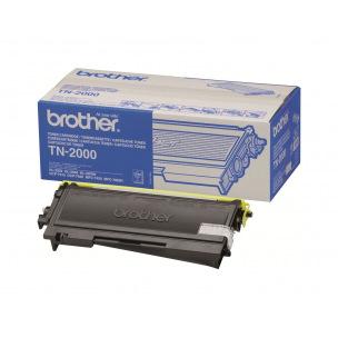 Cartouche laser BROTHER TN-2000 - noir