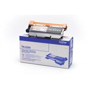 Cartouche laser BROTHER TN-2220 - noir