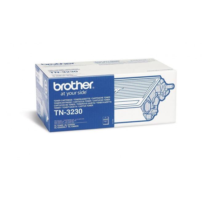 Cartouche laser BROTHER TN-3230 - noir