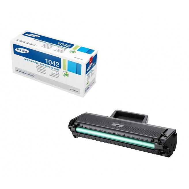 Cartouche laser SAMSUNG MLT-D1042S - noir