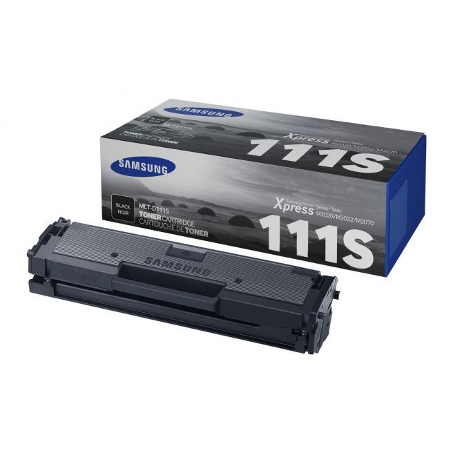 Cartouche laser SAMSUNG MLT-D111S - noir