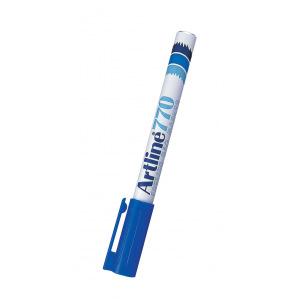 Marqueur permanent ARTLINE 770 FREEZER - bleu