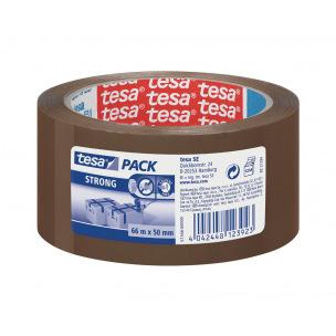 Ruban adhésif d'emballage TESA PACK STRONG - 50 mm x 66 m