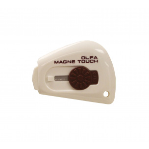 Cutter OLFA TOUCH TK-3 magnétique mini
