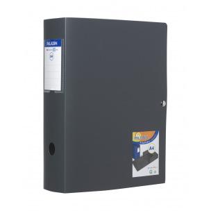 Boîte de classement à pression en plastique - A4