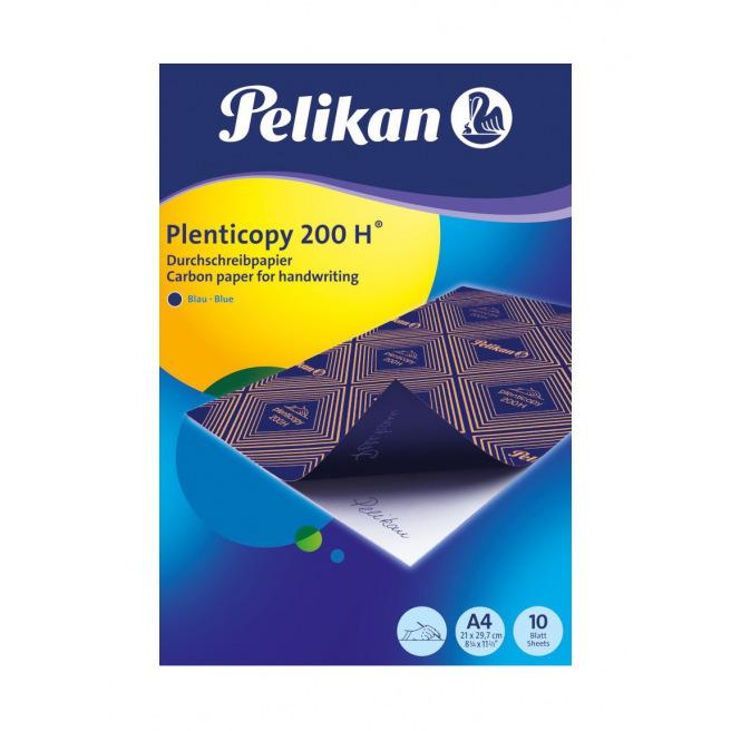 Papier carbone Pelikan Plenticopy 200H - paquet de 10 feuilles A4