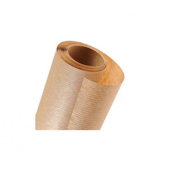 Papier kraft CANSON 60 g - rouleau 1 x 10 m - brun