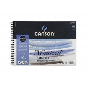 Papier aquarelle CANSON MONTVAL 300 g