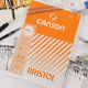 Bloc de papier dessin bristol CANSON 224 g