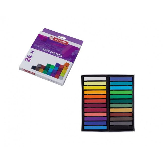 Pastels tendres Talens ART CREATION - boîte de 24
