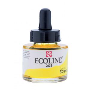 Peinture aquarelle liquide Talens ECOLINE - flacon 30 ml