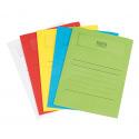 Chemise à fenêtre Elco ORDO VOLUMINO A4 - paquet de 10 - assortiment de couleurs
