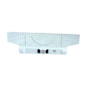 Translateur M+R en plastique - 30 cm