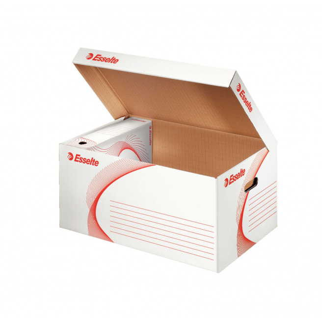 Conteneur à archives Esselte BOXY