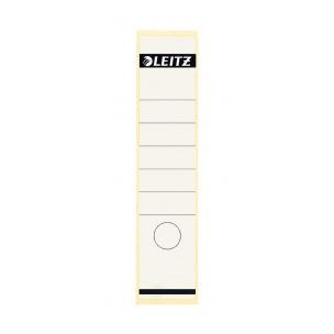 Etiquettes autocollantes pour dos de classeur Leitz - étui de 10