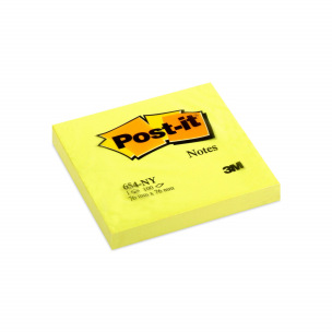 Bloc de notes Post-it NEON