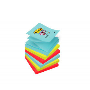 Bloc de notes Post-it Z-NOTES SUPER STICKY