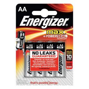 Piles alcalines Energizer Max