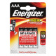 Piles Energizer Max
